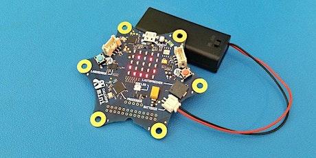 Coding mit Calliope: Kontrolliere den Microcontroller Tickets