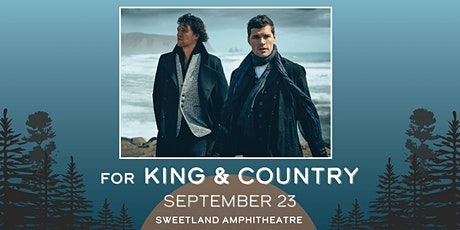 for KING & COUNTRY tickets