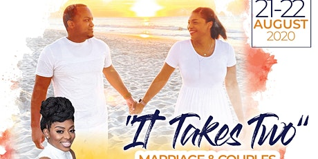 It's Takes Two Marriage & Couples  Retreat At The Beach tickets