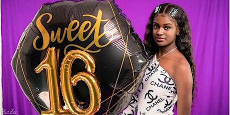 Chanel Sweet 16 Birthday Bash tickets