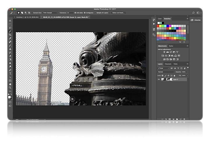 Adobe Photoshop Basic Training image