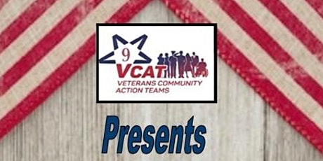 Region 9 VCAT Networking- Virtual tickets