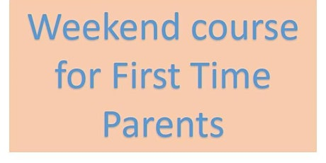FULL ZOOM BWH Antenatal 1st Time Parents - One Day Weekend Course tickets