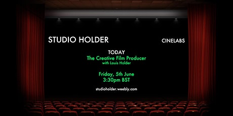 Studio Holder CineLabs: The Creative Film Producer tickets