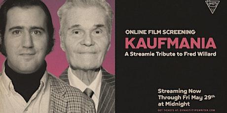 Kaufmania - A Streamie Tribute to Fred Willard tickets