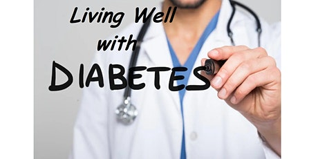 Living Well with Diabetes--Virtual tickets