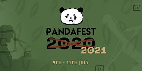 PandaFest 2021 tickets