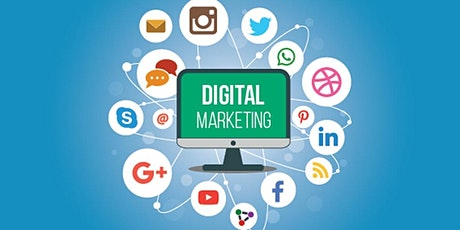 Digital Marketing Course Free Online (REGISTER FREE) tickets