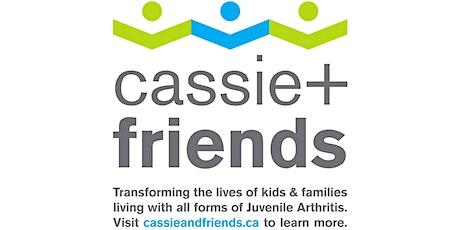 Cassie + Friends Teen Arthritis + Auto Inflammatory Virtual Trivia Night tickets