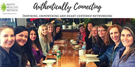 Authentically Connecting & Networking over Coffee-Online Edition-Guelph tickets