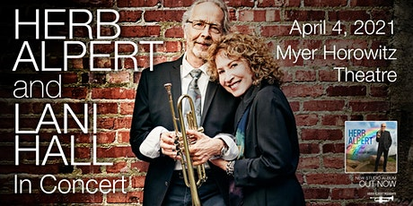 HERB ALPERT & LANI HALL tickets