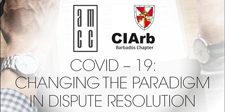 COVID-19: Changing the Paradigm in Dispute Resolution tickets