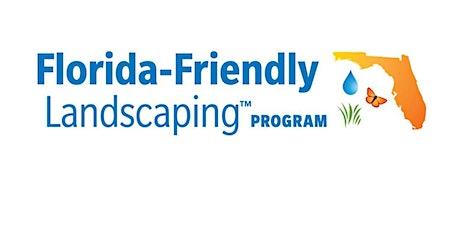 Webinar - Creating a Florida-Friendly Landscape tickets
