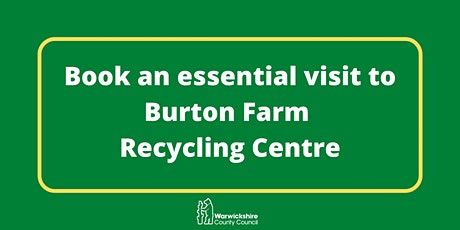 Burton Farm - Thursday 28th May tickets