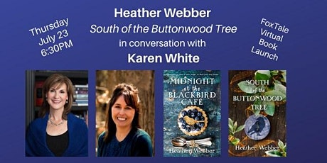Virtual: Heather Webber & Karen White tickets