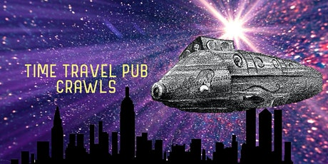 Virtual Time Travel Pub Crawl: Bars from  History tickets