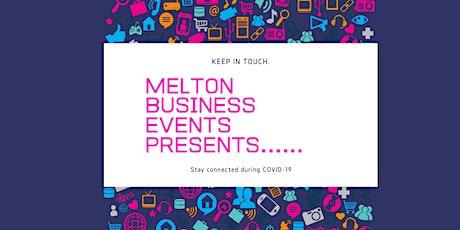 Melton Business Events - Virtual Business Networking   entradas