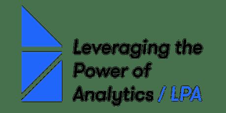 LPA Cognos Data Modules Course tickets