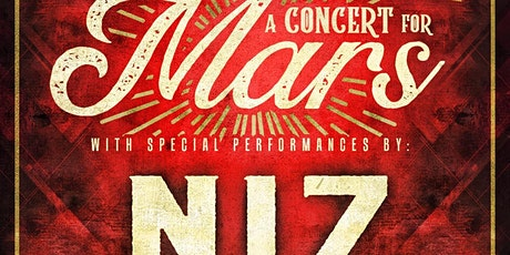A Concert For Mars Featuring N17 tickets