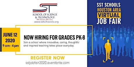 School of Science and Technology (SST Schools) Summer Virtual Job Fair tickets