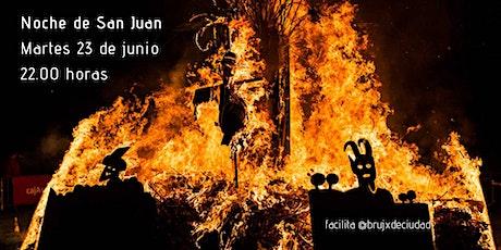 Celebración de la Noche de San Juan entradas