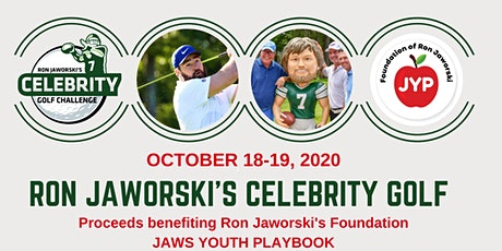 2020 Ron Jaworski Celebrity Golf Challenge tickets