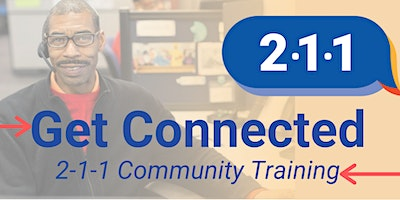 Virtual Get Connected 2-1-1 Training