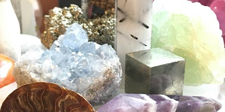 Crystal Healing Meditation tickets