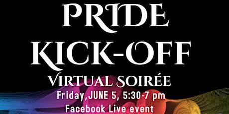 SAGE ABQ Pride Kick-Off Soirée tickets