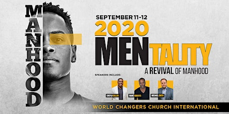 MENtality Conference 2020 - College Park, GA tickets