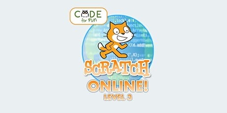 Scratch Superhero - Level 3: Get your Cape!  -  08/03 to 08/07 tickets