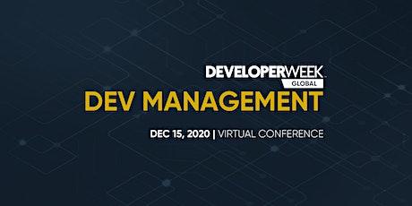 DeveloperWeek Global: Dev Management 2020 tickets