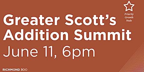 Richmond 300 Greater Scott's Addition Summit tickets