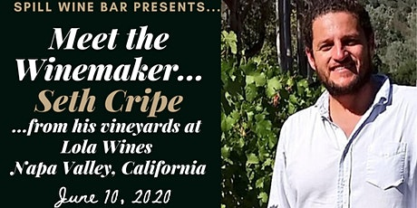 Meet The Winemaker Part 3- Virtual Wine Tasting Tour tickets