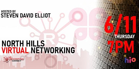 Free North Hills Networking Rockstar Connect Event (June, Raleigh NC) tickets