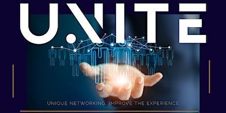 Virtual! UNITE, Unique Networking, Improve the Experience tickets