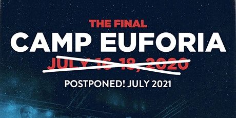 Camp Euforia 2020: CANCELLED tickets