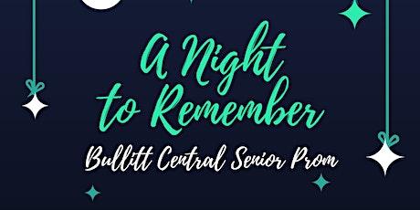 2020 Bullitt Central Senior Prom tickets