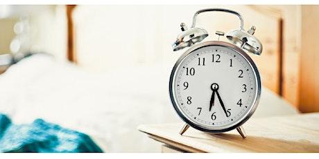 Better Sleep Virtual Workshop tickets