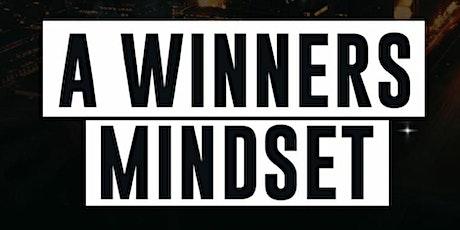 A Winners Mindset tickets