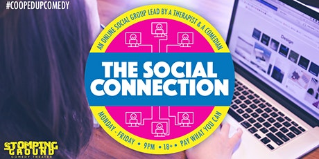 The Social Connection- Wednesday, May 27th tickets