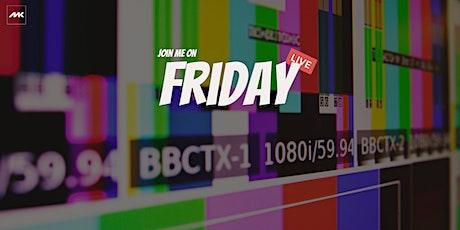 Friday Live (gasten oproep) tickets