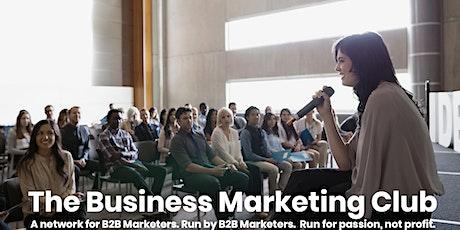 BMC Virtual Event - The Business Marketing Big Community Hall tickets