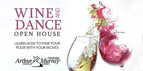 Virtual Wine & Dance Night! tickets