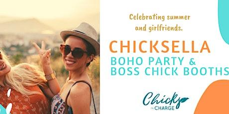 Chicksella Girls Night Out Tulsa tickets