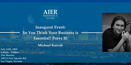 "Las Vegas: ""So You Think Your Business is Essential? Prove It!"" tickets"