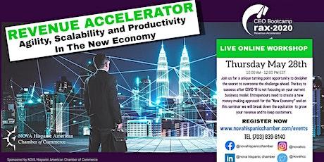 CEO Bootcamp: Revenue Accelerator  Online tickets
