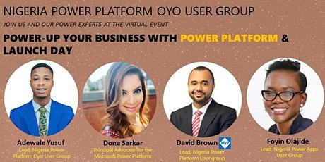 Power-Up your Business with Power Platform & Launch Day tickets