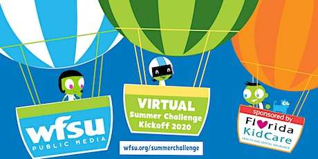 WFSU's VIRTUAL Summer Challenge Kickoff tickets