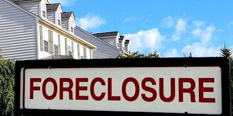 Finding Deals Before, At and After the Foreclosure Auction (Zoom Class) tickets